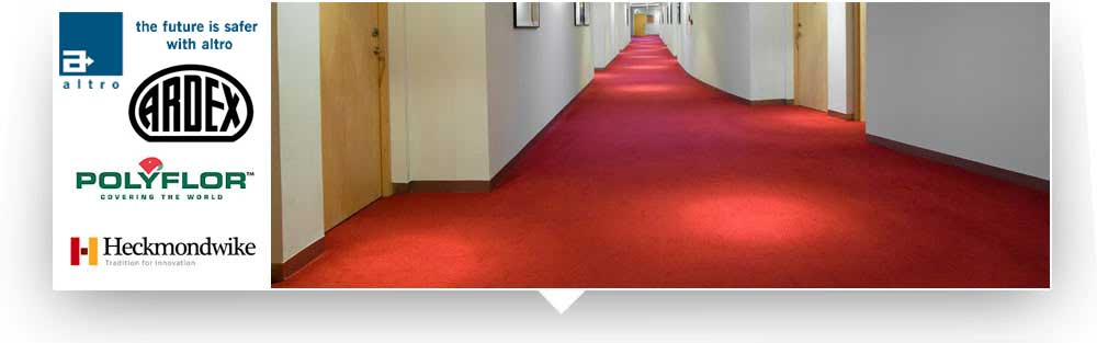 Contract & Commercial Flooring Specialists for Southampton & Hampshire